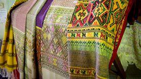 ชมผ้าทอโบราณบ้านผาทั่ง จากเวียงจันทน์ สู่ ยูเนสโก้