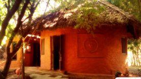 ศูนย์การเรียนรู้ บ้านดินมดแดง โคกตูม จังหวัดลพบุรี สอนวิธีการสร้างบ้านดิน