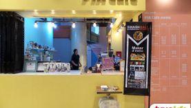 ร้านใหม่ PIA CAFE ชั้น 4 Esplanade ร้านกาแฟที่มาจากคำว่า Paradise in Art (มีคลิป)