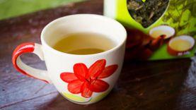จิบชาใบขลู่ สมุนไพรไทย ของดีปากน้ำประแสร์ ชาลดความดัน