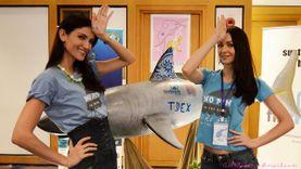 Fin Free องค์กรเพื่อนฉลาม ร่วมรณรงค์ตัดหูฉลามออกจากเมนู ด้วยสื่่อศิลปะ