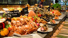 ชิมอาหารทะเลสดๆ นั่งชิลล์เคล้าเสียงดนตรี ในบรรยากาศดีๆ ทุกคืนวันศุกร์ Seafood Buffet ที่ Siam @ Siam