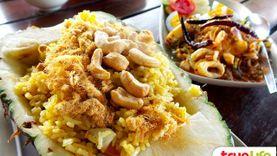 รีวิว ร้านคีรีธารา ร้านอาหารวิวสวย ริมแม่น้ำแคว จังหวัดกาญจนบุรี