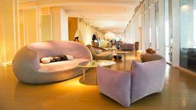 นอนรับลมไอทะเล ที่ ฮิลตัน พัทยา Hilton Pattaya รีแลกซ์ในวันหยุดสบายใกล้กรุงเทพฯ