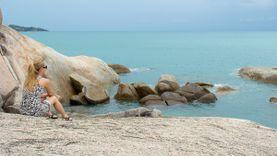 เที่ยวสมุย แวะหาดละไม จุดชมวิว และหาดเฉวง