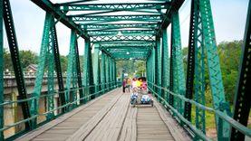 สะพานประวัติศาสตร์ปาย สถานที่แห่งความทรงจำ สงครามโลกครั้งที่ 2