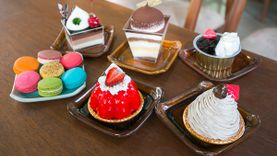 Mont Blanc Sweet Cafe ความสุขใกล้แค่เอื้อม ที่นิมมานเหมินทร์