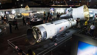 พาชมงาน ทะยานดาวท่องจักรวาล นิทรรศการ NASA A Human Adventure ก้าวเล็กๆ อันยิ่งใหญ่ของมวลมนุษยชาติ