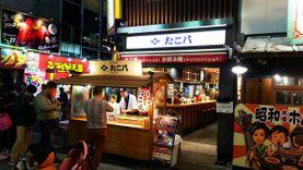 เที่ยวญี่ปุ่น ตะลุยโอซาก้า ชิมของอร่อยขึ้นชื่อ
