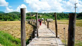 ซูตองเป้ สะพานไม้ไผ่ แห่งพลังศรัทธา แม่ฮ่องสอน
