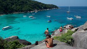 เกาะสิมิลัน แหล่งดำน้ำ สวรรค์ใต้สมุทร จังหวัดพังงา