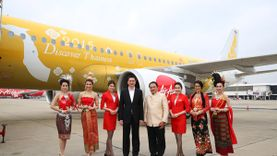 ททท.จับมือแอร์เอเชีย เพ้นท์เครื่องบินลายใหม่ พร้อมโปรพิเศษ ท่องเที่ยววิถีไทย ใคร ใคร..ก็บินได้