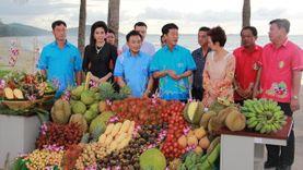 ชวนเที่ยวงานเทศกาลผลไม้ และของดี จังหวัดระยอง ประจำปี 2558