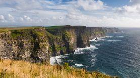 เส้นทางจักรยานสุดเสียว Cliffs of Moher ปั่นริมหน้าผา ประเทศไอร์แลนด์