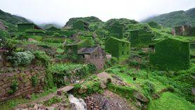 เที่ยวจีน Gouqi Island หมู่บ้านร้างที่ถูกแต้มสีโดยธรรมชาติ งามล้ำเมื่อปราศจากมนุษย์