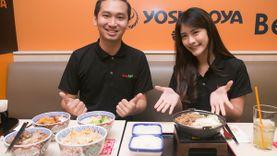 อร่อยเต็มคำกับ ข้าวหน้าเนื้อ ของโปรด มิก้า ชูนวลศรี ที่ Yoshinoya ตำรับข้าวหน้าญี่ปุ่น
