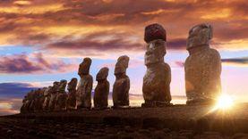 ไขปริศนา รูปปั้นโมอาย เกาะอีสเตอร์  ความลึกลับที่ซ่อนอยู่ใต้ผืนดิน