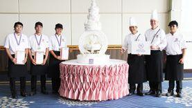 ทีมเชฟเบเกอรี่โรงแรมรอยัล ออคิด เชอราตัน คว้ารางวัลการแข่งขัน TRAFS ครั้งที่ 9