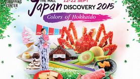 The Mall Japan Discovery 2015 Colors of Hokkaido ที่ เดอะมอลล์ บางกะปิ