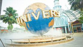 บุกเดี่ยวเที่ยวสิงคโปร์ ตะลุยสวนสนุก Universal Studios Singapore บนเกาะ Sentosa