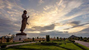เขาเล่าว่า ที่นี่มี พระปางขอฝน วัดทิพย์สุคนธาราม กาญจนบุรี