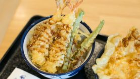 เทนยะ ร้านอร่อยโดนใจคนรักเทมปุระ ต้นตำรับจาก อะซากุสะ รสชาติดั้งเดิม โดนใจ ก้อง เกริกฤทธิ์