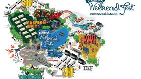 ชวนเที่ยวงานสุดชิคไม่เหมือนใคร M.A.P Weekend Fest เทศกาลงานไม่ Mass!