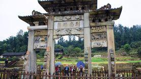 เที่ยวชม เขตโบราณสถานชนเผ่า ถู่ซือ ดินแดนประวัติศาสตร์ มรดกโลกแห่งที่ 48 ของประเทศจีน