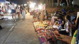 สังขละบุรีเปิดถนนคนเดินต้อนรับฤดูกาลท่องเที่ยว