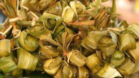 ประเพณีตักบาตรข้าวต้มลูกโยนวัดพระพุทธฉาย จังหวัดสระบุรี ประจำปี 2558