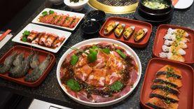 AKA บุฟเฟ่ต์ปิ้งย่างสไตล์ญี่ปุ่น อิ่มอร่อยได้ไม่อั้น สวรรค์ของคนรักเนื้อและซีฟู้ด
