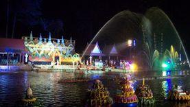 งานประเพณียี่เป็งไท-ยวน จังหวัดสระบุรี ประจำปี 2558