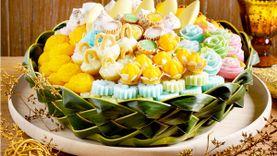 อีทไทย ชวนส่งความสุขวันขึ้นปีใหม่ ด้วยกระเช้าขนมไทย มากความหมายสิริมงคล