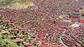 ลารังการ์ สถาบันพุทธศาสนาที่ใหญ่ที่สุดในโลก ในใจกลางหุบเขาแห่งศรัทธา ที่ทิเบต