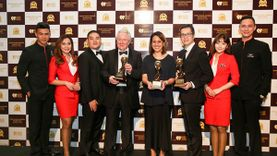 แอร์เอเชีย คว้า 3 รางวัล สายการบินราคาประหยัดระดับโลกในงาน World Travel Awards 2015