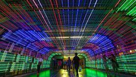 ชมไฟย่านราชประสงค์ สีสันกรุงเทพฯ ชวนเที่ยวงาน Thailand The Kingdom of Light 2