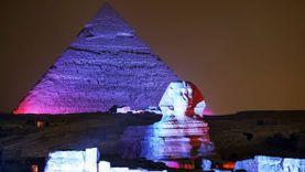 ยิ่งใหญ่สมอารยธรรมโลก คลิปแสงสีจากงาน Sound & Light ที่พีระมิดเมืองกิซ่า ประเทศอียิปต์
