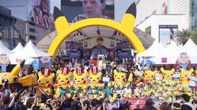Pokémon Day พาเหรดพิคาชู Pikachu Dance Party ส่งตรงจากโยโกฮาม่า ที่ สยามพารากอน พร้อมกิจกรรมสนุกๆ