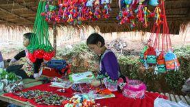 เดินเที่ยว ตลาดนัดเด็กดอย บ้านร่องกล้า พิษณุโลก