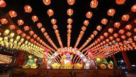เทศกาลโคมไฟเมืองปากน้ำ ไหว้ศาลเจ้าไต้หวัน แก้ชงเสริมดวงชะตากับเทพเจ้า 5 พระองค์ ตรุษจีน