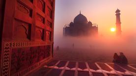 ทัชมาฮาล รักเหนือกาลเวลา ที่อินเดีย สุดโรแมนติก