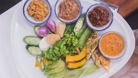 บรรยากาศ และเมนู บุฟเฟต์อาหารไทย ชาววัง ห้องอาหาร Miss Siam โรงแรมหัวช้าง เฮอริเทจ