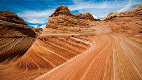 เดอะ เวฟ ภูเขาหินทราย ยุคจูราสสิค มหัศจรรย์ แลนด์สเคปสุดอลังการที่ แอริโซนา