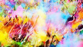 เทศกาลโฮลี Holi Festival เทศกาลแห่งสีสันที่อินเดีย