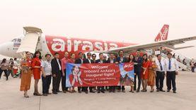 แอร์เอเชีย เปิดให้บริการเที่ยวบินปฐมฤกษ์จากดอนเมืองสู่หลวงพระบางแล้ววันนี้!
