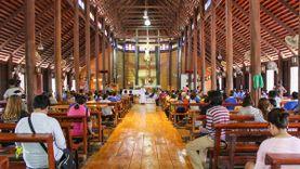 โบสถ์คริสต์บ้านซ่งแย้ จ.ยโสธร Unseen Thailand โบสถ์ไม้ใหญ่ที่สุดในประเทศไทย