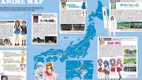 วางแผนเที่ยว ตามรอยอนิเมะ ที่ประเทศญี่ปุ่นด้วยแผนที่ใบเดียว โอตาคุควรไปเยือนสักครั้งในชีวิต