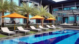 นอนชิลล์ Amari Buriram United โรงแรมธีมฟุตบอล แห่งเดียวในประเทศไทย จังหวัดบุรีรัมย์