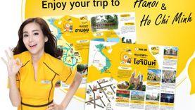 เที่ยวเวียดนาม ไปง่ายๆ ไม่กลัวหลง กับแผนที่ท่องเที่ยวฉบับพกพา โดย นกแอร์
