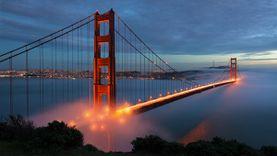 Timelapse ซานฟรานซิสโก ทะเลหมอก ที่สะพาน Golden Gate มุมที่ใครก็ไม่เคยเห็น ! (คลิป)